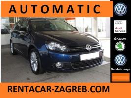 VW Golf 1.2 TSi<br>AUTOMATIC