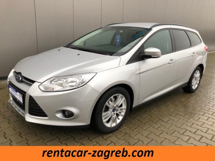 Rent a Car Zagreb Ford FOCUS tdci
