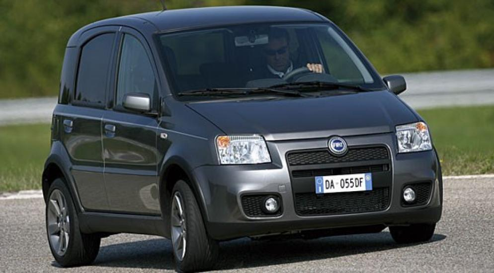 Rent a Car Zagreb Fiat Panda