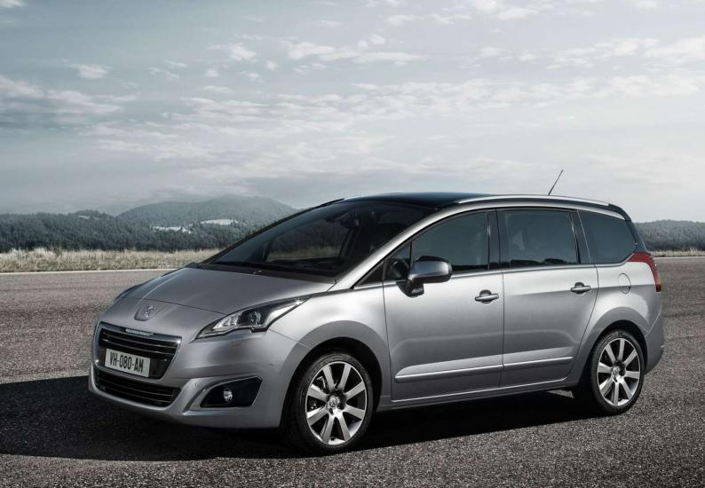 Rent a Car Zagreb Peugeot 5008 AUTOMATIC