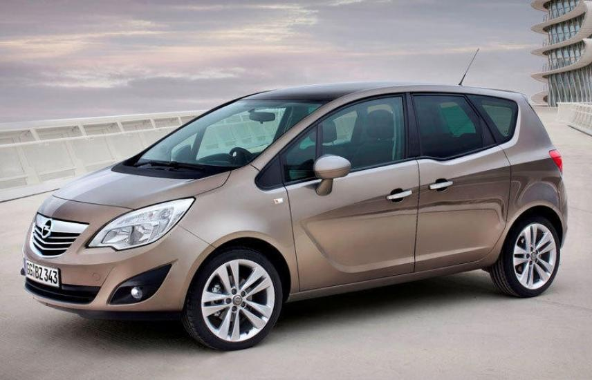 Rent a Car Zagreb Opel MERIVA