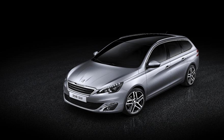 Rent a Car Zagreb Peugeot 308 SW