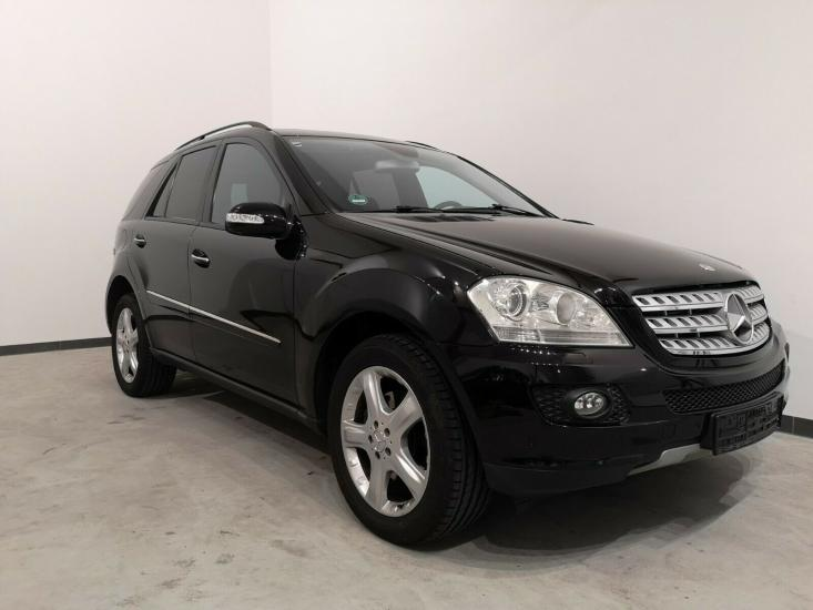 Rent a Car Zagreb Mercedes ML-320CDi AUTOMATIC